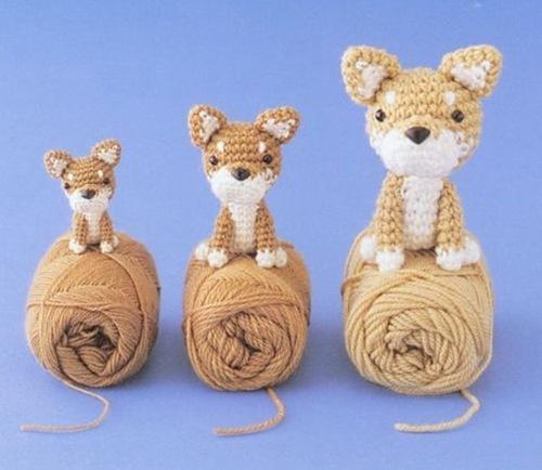 крючком игрушки амигуруми