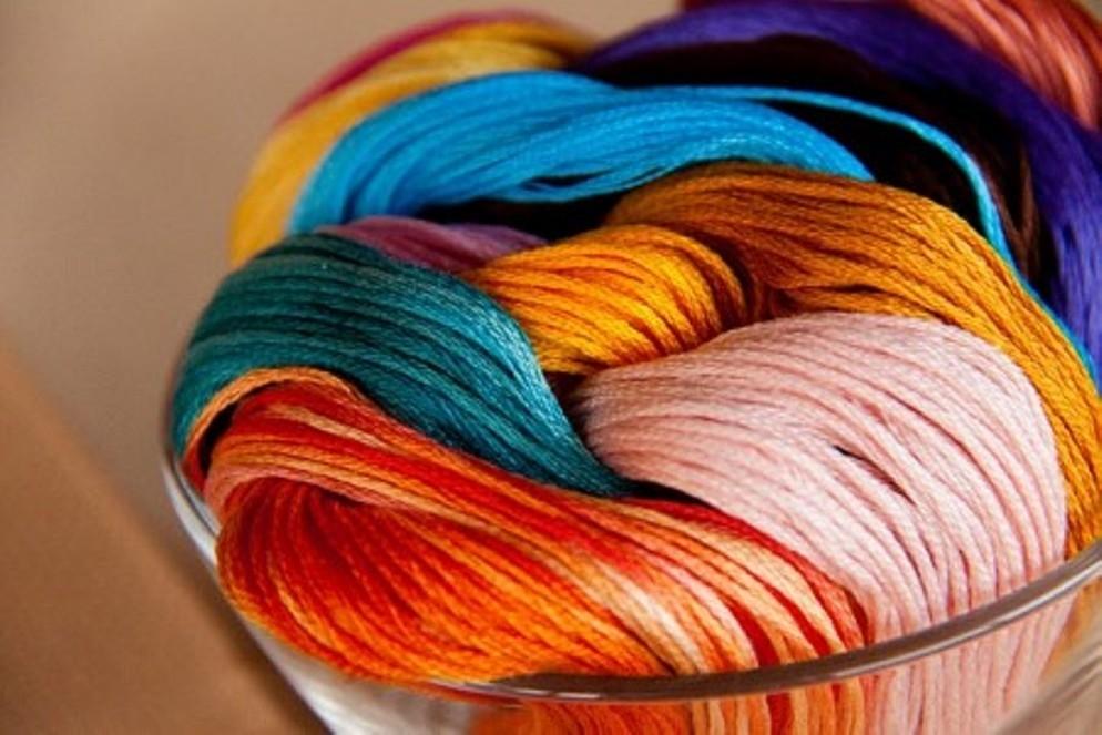 нитки для вышивки крестиком